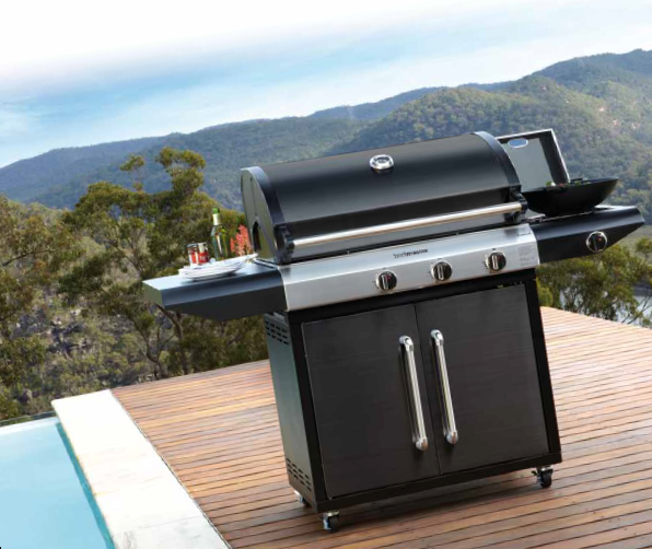 Barbecue Mod. Beefmaster Dolcevita